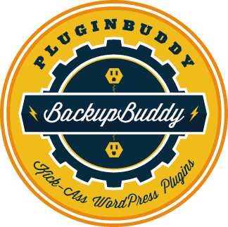 BackupBuddy badge