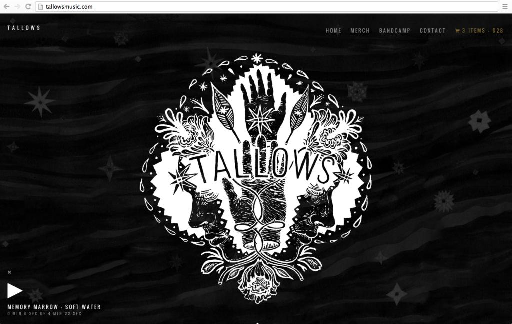 Tallows website