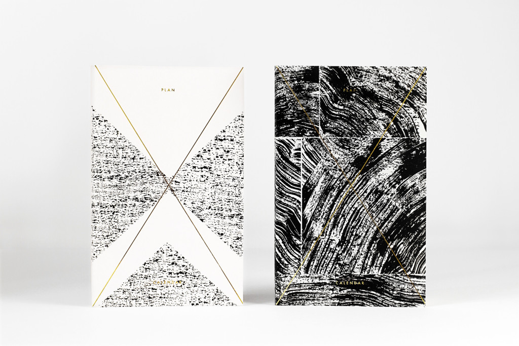 Julia-Kostreva-Notebook-Gold-Foil-Any-Year-Daily-Planner-Need-Supply-Black-White-Group--08