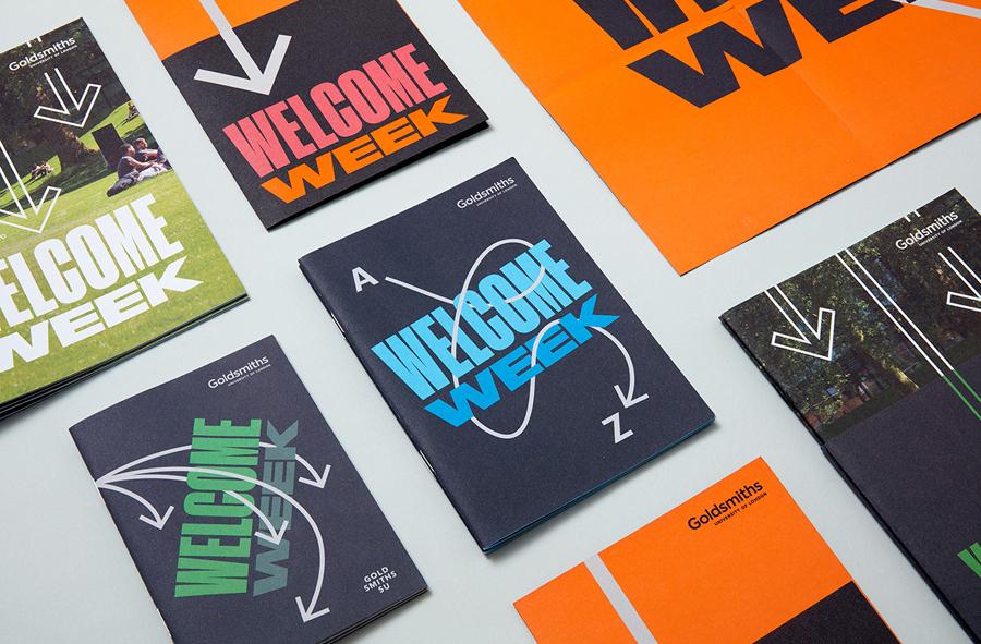 09-Goldsmiths-Visual-Identity-Welcome-Week-Print-Spy-BPO